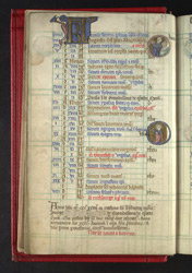A Record Of The Appointment Of John Grandisson As Bishop Of Exeter, In 'The Grandisson Psalter'